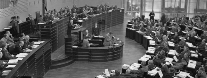 Bonn, Bundestag, Pariser Verträge